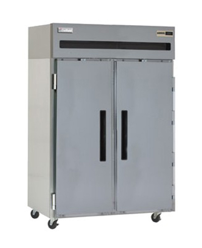 Delfield 6151XL-S Reach In Freezer - 43.5-cu ft, Top Mounted, 2-Solid Hinged Full Doors