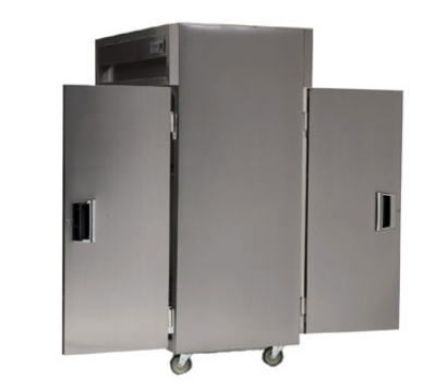 Delfield SSFPT1-S 1-Section Pass-Thru Freezer w/ Full Solid Door, 26.64-cu ft