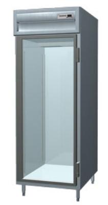 Delfield SAH1-G Single Reach-In Hot Food Cabinet w/ Full Glass, 24.96-cu ft, 120/208-230V
