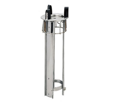 Delfield DIS-725 Single Drop-In Plate Dispenser w/ Self-Elevating Tube, 7.25-in