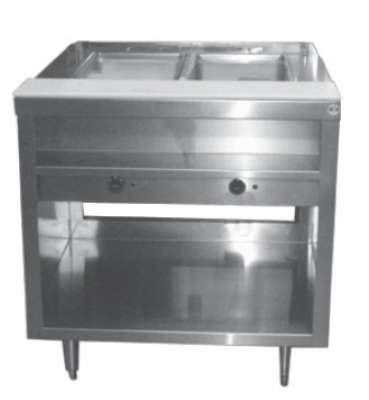 Delfield EHEI36C 120 36-in Hot Food Tabl