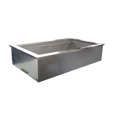 Delfield N8030 Drop-In Iced Cold Pan , 2-Pan Size