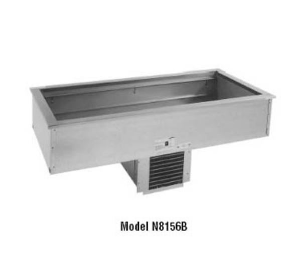 Delfield N8181B Drop-In Mechanically Cooled Pan, 6-Pan Size
