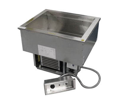 Delfield N8630 30-in Drop-In Hot/Cold Food Well, 2 Pan Size, 120v