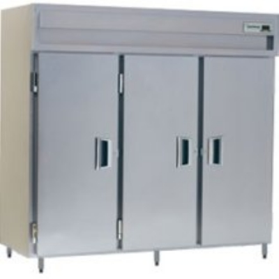 Delfield SAF3-S 3-Section Reach-In Freezer w/ Full Solid Door, 78.89-cu ft, 115 V