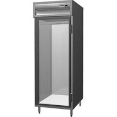 "Delfield SARPT1-GS 29"" Pass-Thru Refrigerator - Full Glass Front, 26.64-cu ft, 115 V"