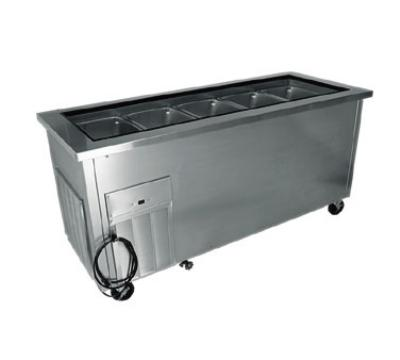 Delfield SCSC-60-B 52-in Bloomington Style Cold Food Serving Counter