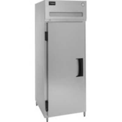 Delfield SMFPT1-S 1-Section Pass-Thru Freezer w/ Full Solid Hinged, 26.64-cu ft