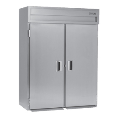 Delfield SMFRI2-S 2-Section Roll-In Freezer w/ Full Solid Door, 74.72-cu ft, 115/208-230 V