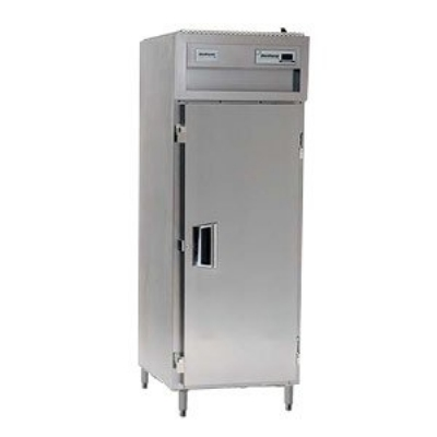 Delfield SMHPT1-S 1-Section Pass-Thru Hot Food Cabinet w/ Solid Full, 24.96-cu ft, 120/208-230V
