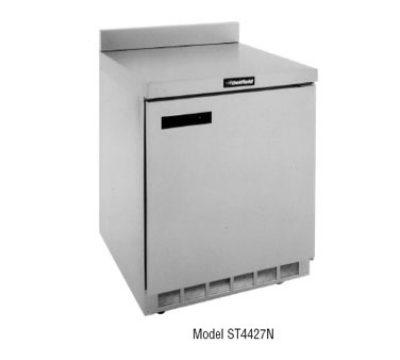Delfield ST4427N 27-in Work Top Refrigerator w/ 1-Door & Splash, 5.7 cu ft