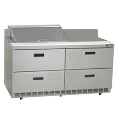 Delfield STD4460N 60-in Work Top Refriger
