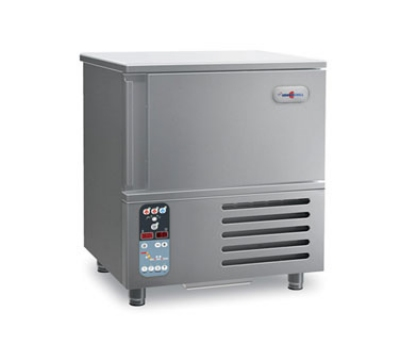 Delfield T5 1-Section Undercounter Blast Chiller Shock Freezer w/ 26-44-lbs Capacity