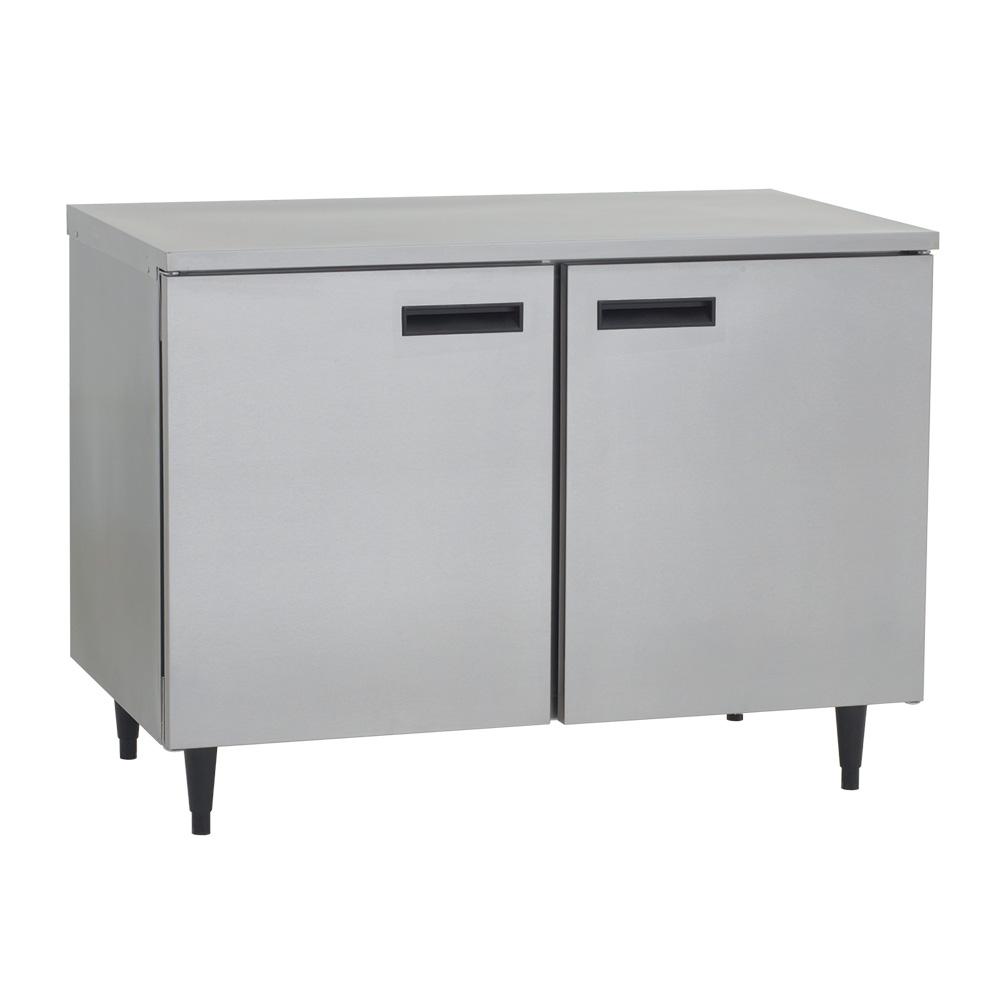 Delfield UC4048 48-in Undercounter Refrigerator w/ 2-Doors