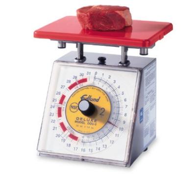 Edlund DOU-2 Scale,32 oz x 1/4 oz, Dial