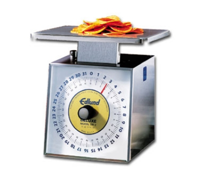 Edlund DR-1 Deluxe Scale Portion, Dial Type, 16 oz x 1/8 oz, Air Dashpot