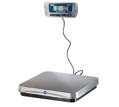 Edlund EPZ-10F 10-lb Digital Pizza Scale w/ Base Mounted Front Ta