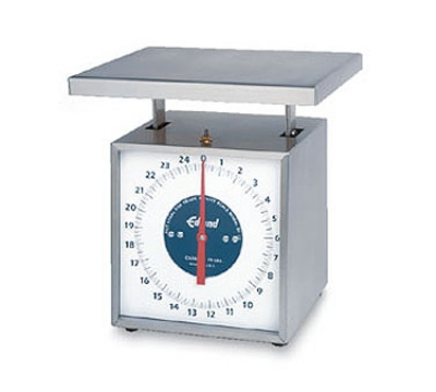 Edlund RF-22.6 50-lb Top Loading Counter Model Fixed Dial Type Receiving Scale