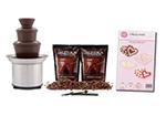 Sephra 10526 Select Dark Package w/ CF16, 4-lb Premium Dark Chocolate & Candy Mold