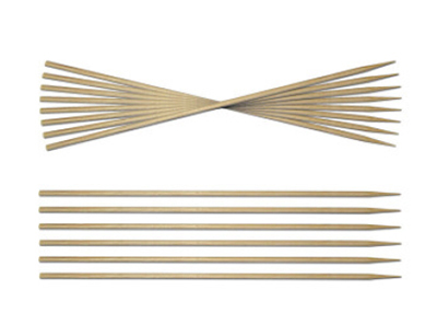 Sephra 31005 6-in Bamboo Skewers, 3-mm Dia