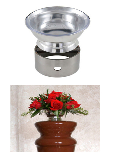 Sephra CF3444 Fountain Topper, for Models CH34 & CF44