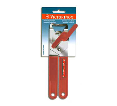 Victorinox - Swiss Army 43800 Carded Can Opener, Red