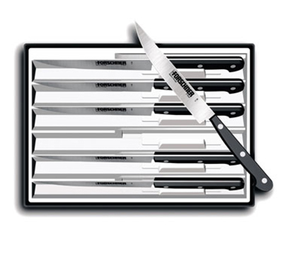 Victorinox - Swiss Army 46799 6-Piece Serrated Steak Knife Set w/ Pointed Tip