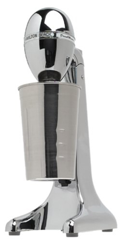 Hamilton Beach 730C Drink Mixer - 2 Speed, Stainless Steel Cup