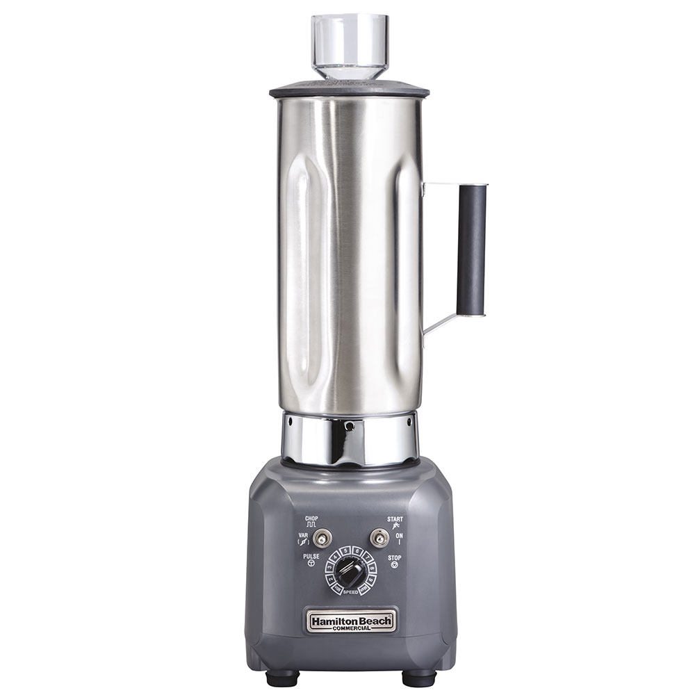 Hamilton Beach HBF500S High Performance Food Blender w/ 64-oz Stainless Container, Variable Speed