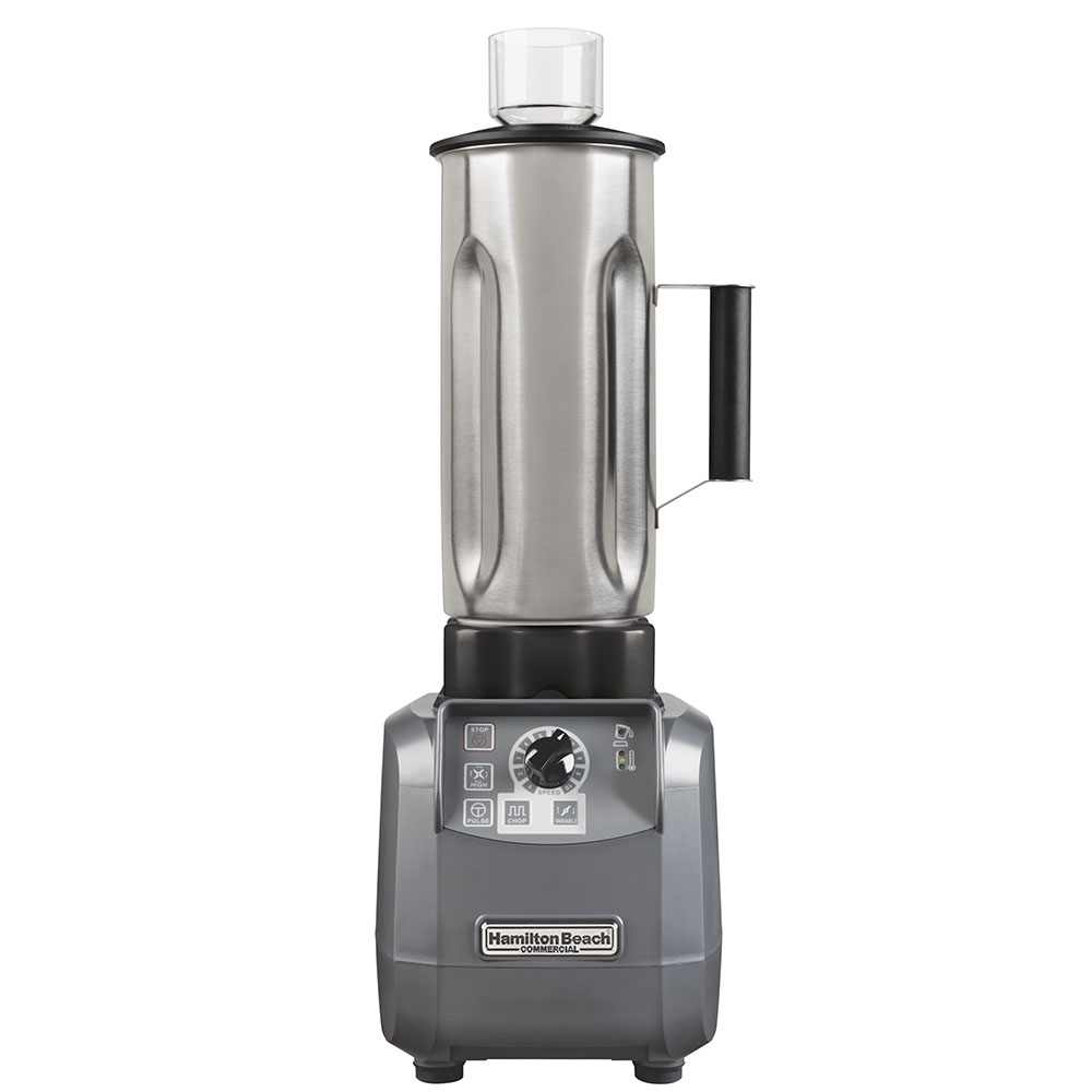 Hamilton Beach HBF600S-CE High Performance Food Blender w/ 1.9-li