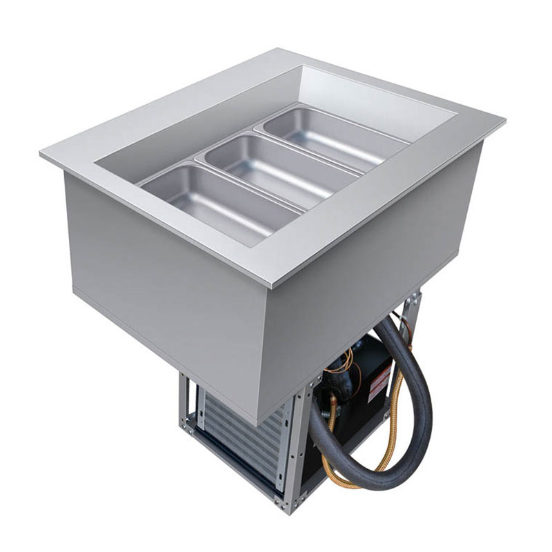 Hatco CWB-1 Drop-In Refrigerated Well, (1) Pan Size