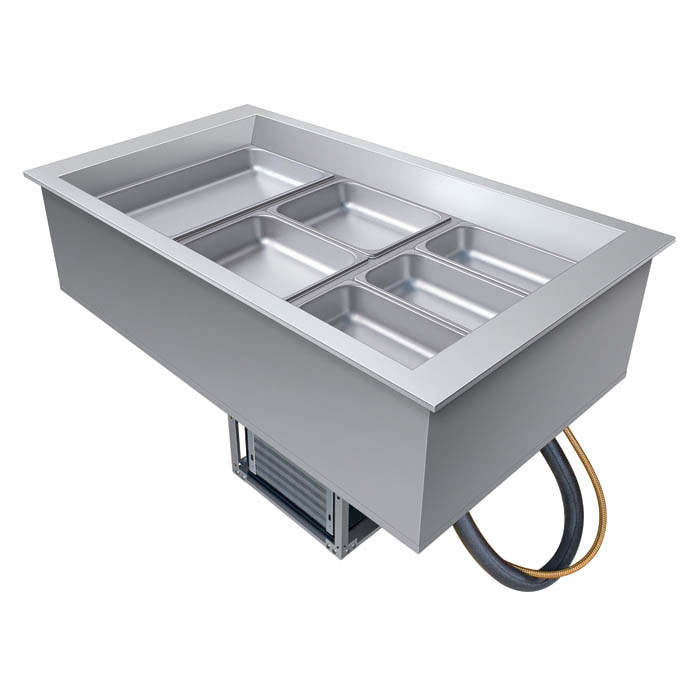 Hatco CWB-3 Drop-In Refrigerated Well, (3) Pan Size