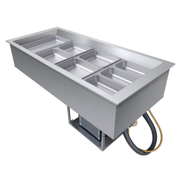 Hatco CWB-4 Drop-In Refrigerated Well, (4) Pan Size