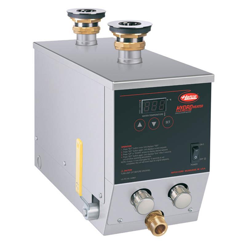 Hatco FR2-6240 Rethermalizer w/ Electronic Temperature Monitor, 6-kW,