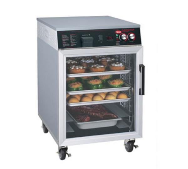 Hatco FSHC-7-1 Mobile Heated Holding Cabinet w/ 7-Pan Slides, Digital