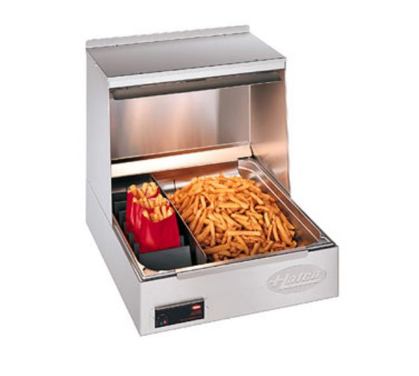 Hatco GRFHS-21-120TCQS Fry Holding Station, 21-3/8 x 27-5/8 x 21-3/4-in, 1200 Watts