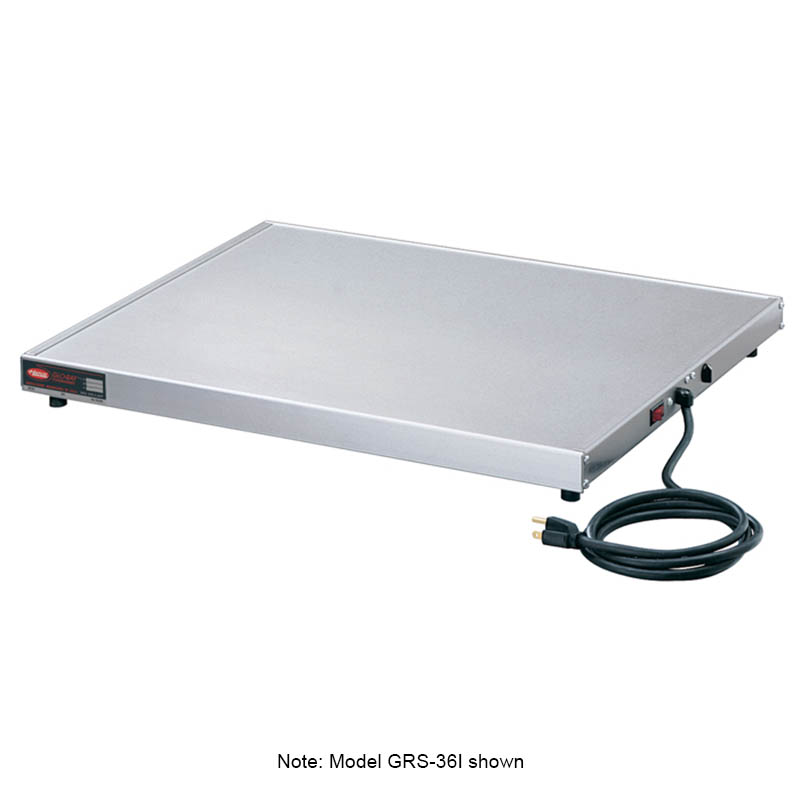 Hatco GRS-48-L 48-in Freestanding Heated Shelf w/ Adjustable Thermostat, 950-watt