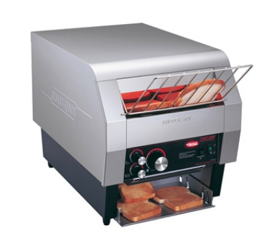 Hatco TQ-400H 208 Conveyor Toaster For 6-Slices Per Minute, 2.2-kW, 208 V