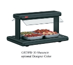 Hatco GR2BW-30 208 37-1/8-in Buffet Warmer w/ 2-Sneeze Guards & Lights, 120/208 V