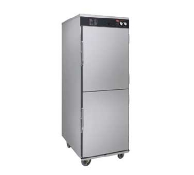 Hatco FSHC-17W1D 208 Humidified Holding Cabinet w/ 17-Tray Slides & Dutch Doors, 208 V