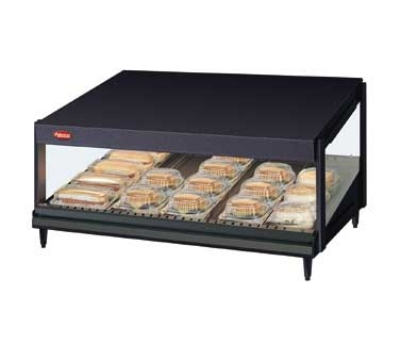 Hatco GRSDS-52 52-in Merchandising Warmer w/ Forward Slanted Shelf, 120 V