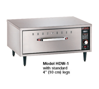 Hatco HDW-1 240 Freestanding Warming Drawer Unit For Standard Size Pans, 240 V