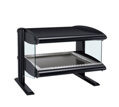 Hatco HZMH-30 Horizontal Merchandising Warmer, 1-Shelf & 4-Zone, 4-Divider Rod, LED