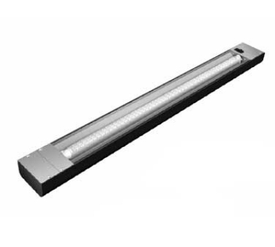 Hatco NLL-36 36-in Narrow LED Display Light w/ 2-ft Bulb & 1.5-in Mounting Bracket, 10-watt