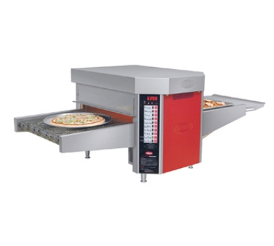 Hatco TFC-461R/3 RED 2083 Countertop Conveyor Food Finisher w/ 5-Elements, Warm Red, 208/3 V