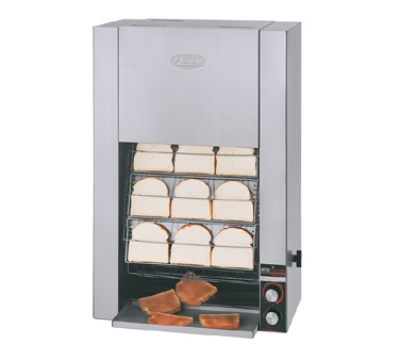 Hatco TK-100-240-QS Vertical Toaster For 16-Buns Or Slices Per Minut Restaurant Supply