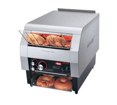 Hatco TQ-800HBA 240 Conveyor Toaster For 14-Slices Per Minute, 240 V