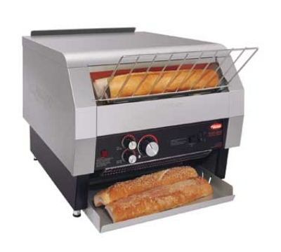 Hatco TQ-1800HBA 208 Conveyor Toaster For One Side 30 Bagels/Buns Per Minute, 208 V