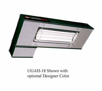 Hatco UGAH-18 120 18-in Foodwarmer w/ 1-Ceramic Strip & High Watt, 120 V
