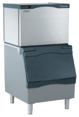 Scotsman C0630SA32AB530P Prodigy Small Cube Style Ice Maker w/ 776-lb/24-hr & 536-lb Bin Capacity, Air Cool